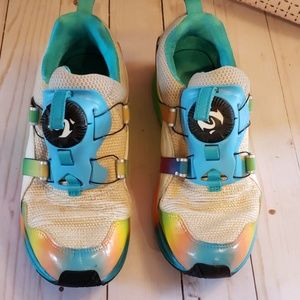 Puma x Sloange disc system sz W7 shoes